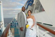 At Sea Wedding's