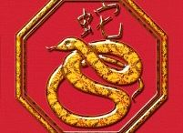 Mine & My Sweetie's Chinese Zodiac the Snake '77 & 65