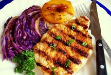 George Foreman Grill Recipes / by Kate