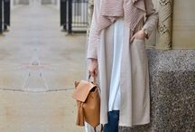 Хиджаб платье