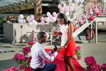 Our Beloved Clients / Proposal and wedding photos