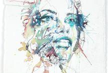 Broken drawings