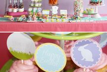 easter / Easter foods, drinks, decorations, parties and crafts / by Patricia Shmoorkoff