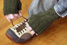 Knitting stuff