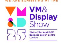VM&Display Show - London / VM&Display Show - 21st to 23rd April 2015 Busines Design Centre - London