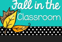 Fall in the Classroom / I deas for celebrations in the fall *Halloween *Thanksgiving and more  / by Michelle Lanning