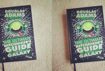 The Hitchhikers guide to the Galaxy / Lesson plan