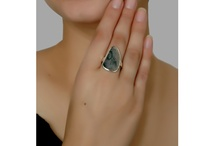 Opal / #opal ring #silver sterling #designer ring