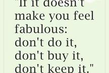 Fashion and life