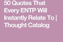 Everything ENTP