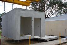 Construção em concreto