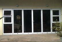 Stacking/doors
