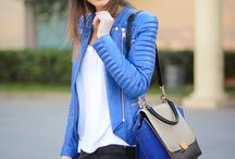 Leather Jackets Looks