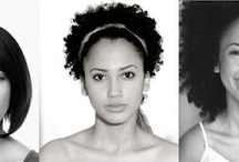 Natural Hair | Transitioning / by OfficiallyNatural Hair & Beauty