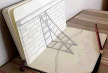 Illusion art!