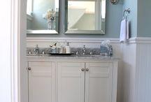 Hamptons Style Bathroom (Łazienka w stylu Hampton)