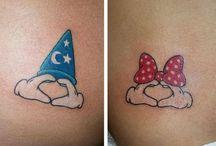 Tatouages sympas / Petits tatouages pour soi ou en couple