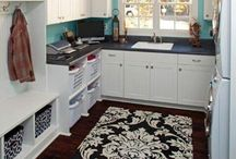 Laundry/Pantry Room / by Breana Arvin