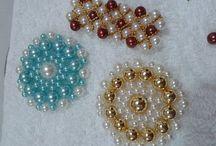 Chaquira, perlas y más