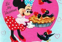 A Disney Valentine / Valentine's Day ideas with a Disney flair