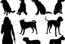 tekeningen hond