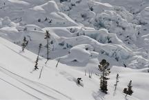 Base 2 of 3: Pantheon Heli Skiing - White Saddle Ranch