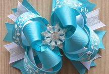 frozen ribbon