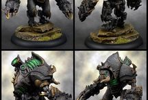 Warmachine/Iron Kingdoms