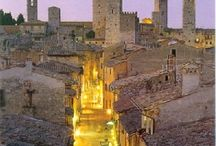 THINK about living in Tuscany / A collection of images about Tuscany region in Italy