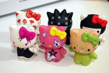Hello Kitty & Friends / All Things From The Wonderful World of Sanrio. / by Miss Emily Louisa