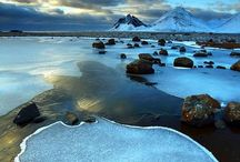Colours of Iceland / by KitzieG Designs By Laura Duffey