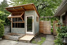 Sleeping shed ideas