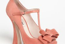 Shoes--My Dream Collection / Only high heels here! / by Anastasia Helton