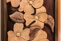 Wood carving-Steven