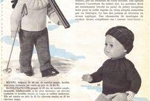 pour poupées anciennes