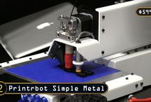 3D Printing / 3D Printed Models and Technology