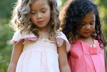 Spring 2018 Girls Clothing / Childrenswear designers preview the spring-summer 2018 kids fashion collections.