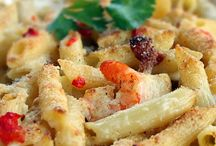Food:  Pasta / by Tonya @ Bonfire Boutique