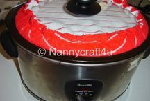 slow cooker lid cover