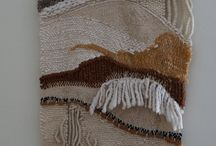 weaving - ткачество, плетение