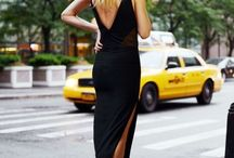 The litre black dress