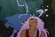 Jasper & Lapis [Jaspis]