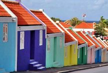 Pretty Sights in Curacao