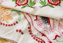 Stitch and Fabric Art / by Theresa Merkling