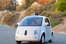 Google self-driving car / Google self-driving car photo gallery.