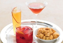 Cocktails / Recipes to get your drink on!
