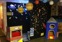 kosmická párty