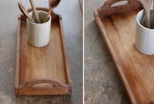 деревянные штучки