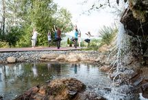 Body & MindFitness Wochenprogramm / Birkenhof Body & MindFitness: Abwechselnd stehen Montag bis Samstag aktive und meditative Kurse auf dem Programm, z.B. Yoga, Aquafitness, Wandertransfers uvm...