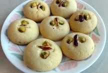 Indian Cookies / Delicious and Mouthwatering Indian Cookies
